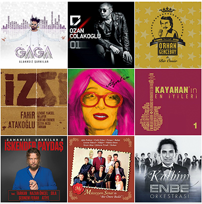 Cover – Feat – Compilation